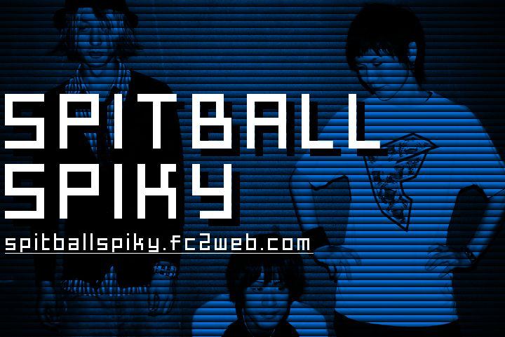 SPITBALL SPIKY official web site